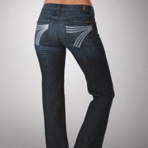 Dojo 7 For All Mankind Jeans